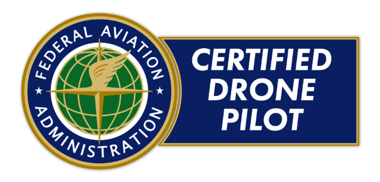 Federal Aviation Administration- Certified Drone Pilot