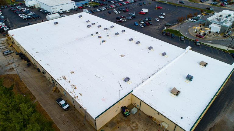 North Vernon Indiana commercial roof